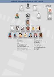 Chicago Crime Family Chart 2010 Detroit Partnership Combination Crime Family Chart