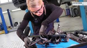 How to replace an <b>exhaust manifold</b> gasket – professional tutorial ...