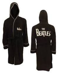 the beatles logo bathrobe 5991 58 00 beatles gifts the fest for beatles fans