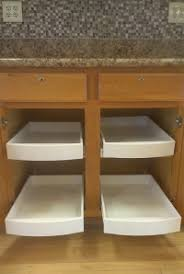 Kitchen Cabinets Sliding Shelves What Is The Best Way To Clean Painted Kitchen Cabinets Marryhouse