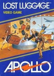 Lost Luggage Video Game Wikipedia