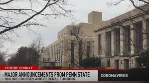 penn state says it will remain closed