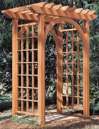 garden arbor plans designs arbor plan take a closer look diy outdoor projects