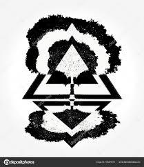 Kouzelný Strom Tetování A Tričko Design Strom života Tetování Umění