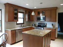 Kitchen Craft Cabinet Doors Lighten Up Dark Kitchen Cabinets Quicuacom
