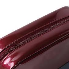 Designer Leather Makeup Bag Custom Makeup Bags Personalised Cosmetic Bags Designer