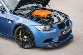 Sport Series bmw m3 hp : G-Power Can Now Take Your E9x BMW M3 up to 720 HP