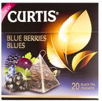 <b>Чай черный CURTIS</b> Ягодный Блюз аром. – купить в сети ...
