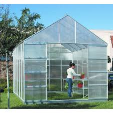 one stop gardens 93358 10 ft x 12 ft greenhouse with 4 vents 679 99