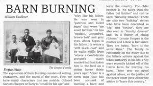 duties description resume essays holocaust denial theory custom faulkner barn burning literary analysis essay of barn burning odizohor uhostfull comliterary analysis essay of barn