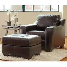 chair and ottoman. benchcraft coppell durablend® chair \u0026 ottoman and