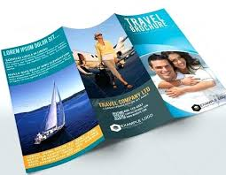 Travel Brochure A Template Booklet Design – Findspeed