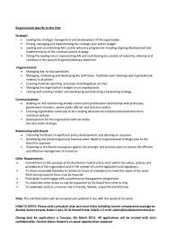 Job Description Ceo Amazing Gallery Best Resume Examples By ...