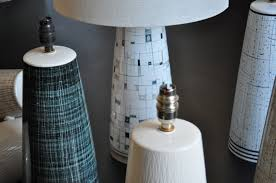 the mid century modern lb1 lampbase in large and now in medium too