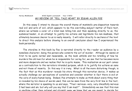 tale heart guilt essay tell tale heart guilt essay