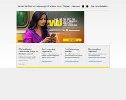 western union aktionscode app