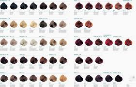 Nak Colour Chart Pin On Hair Cut Color