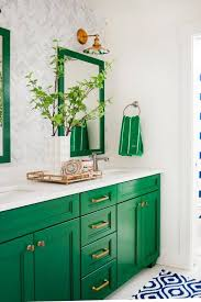 green colored furniture. the bathroom trends you need to know about in 2017 green colored furniture