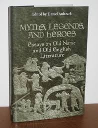 grass river books used rare collectible out of print myths legends and heros essays on old norse and old english literature