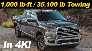 2019 Ram 2500 3500 Towing To The Max
