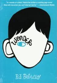 book wonder by r j palacio