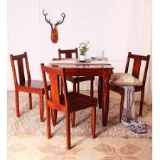 dining table online purchase chennai. augustus four seater dining set table online purchase chennai