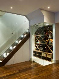 basement stairwell lighting. Image Of: Basement Stair Lighting Ideas Awesome Stairwell