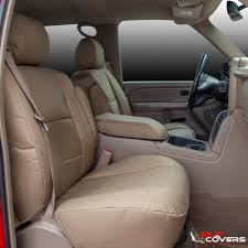 custom fit canvas front seat covers for