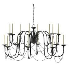 company mole black light chandelier currey and gramercy 9 and company chandelier currey