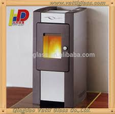 ceramic glass panel heat resistant glass gas fireplace door glass heat resistant oven door