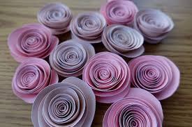 Rose Flower With Paper Rose Flower Paper Rome Fontanacountryinn Com
