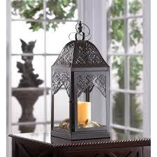 Large Steeple Candle Lantern