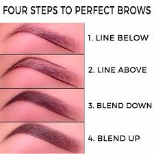 beautifully shaped brows imately up your makeup game