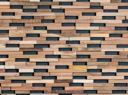 photo gallery of the wall design wood