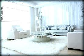 white large rug large fur rug small faux fur rugs popular of white fur area rug