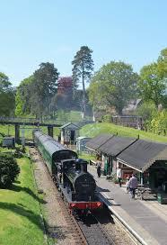 spa valley railway image