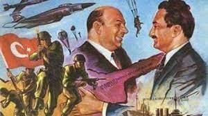 Kıbrıs Barış Harekatı'nın 45. yıl dönümü kutlandı!
