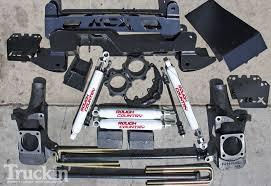 2009 Chevy Silverado Buildup - Rough Country 6 Inch Suspension ...