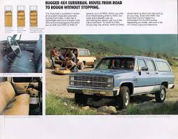 Car Brochures - 1983 Chevrolet and GMC Truck Brochures / 1983 ...