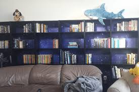bookcases shelving