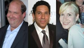 The fice The Accountants Cast members