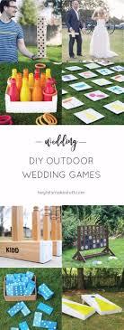 Diy Outdoor Games Best 20 Outdoor Wedding Games Ideas On Pinterest Wedding Yard