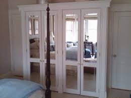 spectacular folding mirror closet doors for trend decoration ideas 60 with folding mirror closet doors