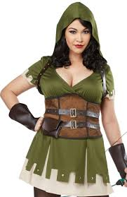 robin hood women s plus size costume green lady robin hood costume