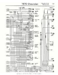 1970 monti carlo el camino chevelle wiring 2 drawing b