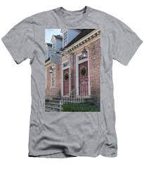 Brick House Horn Chart Brick House Tavern Colonial Williamsburg Mens T Shirt Athletic Fit