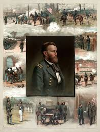 Image result for general ulysses s. grant at Appomattox Courthouse