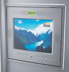 lg refrigerator with tv. lg lrsc26980sb - view 3 lg refrigerator with tv