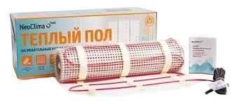 Купить Электрический <b>теплый пол NeoClima N-TM</b> 1500/10.0 по ...