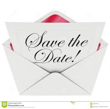 Save The Date Template Word Save The Date Invitation Party Meeting Event Envelope